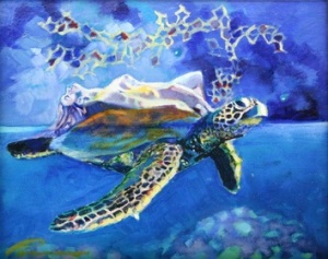 'Turtle Island' by David Parson
